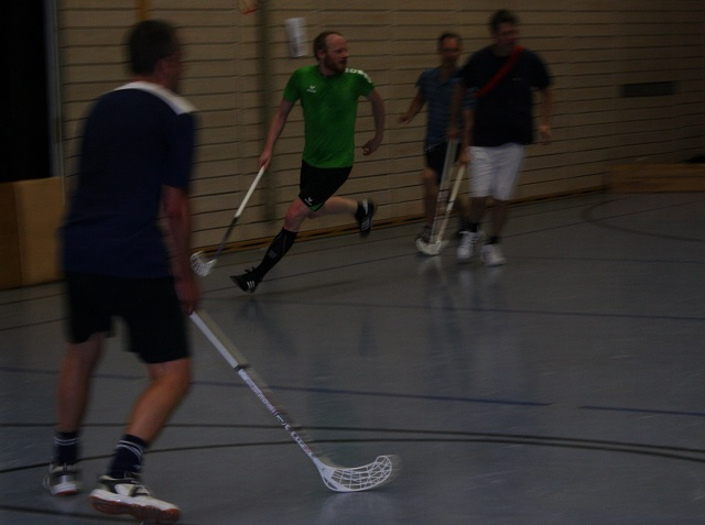 Floorball in Lindau